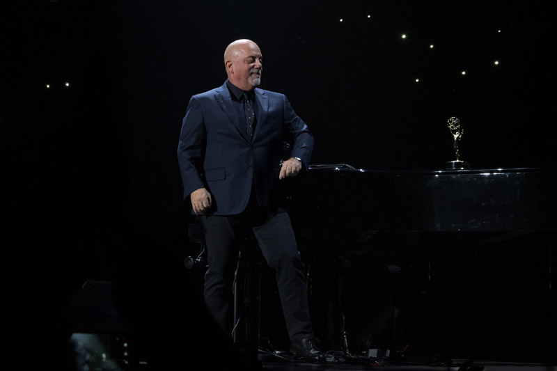 Billy Joel Madison Square Garden New York, NY November 21, 2016