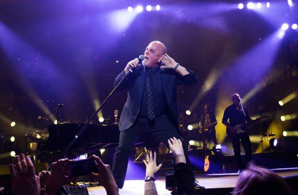 Billy Joel Receives NY Emmy Award at November 21st Show at The Garden – Exclusive Photos