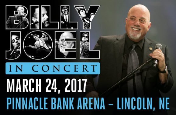 Billy Joel Returns To Lincoln, NE After Three Decades