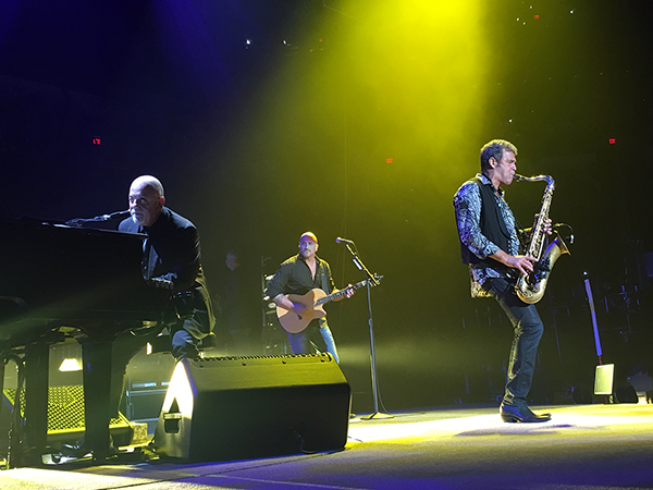 Billy Joel in concert at AT&T Center San Antonio, TX on December 9, 2016