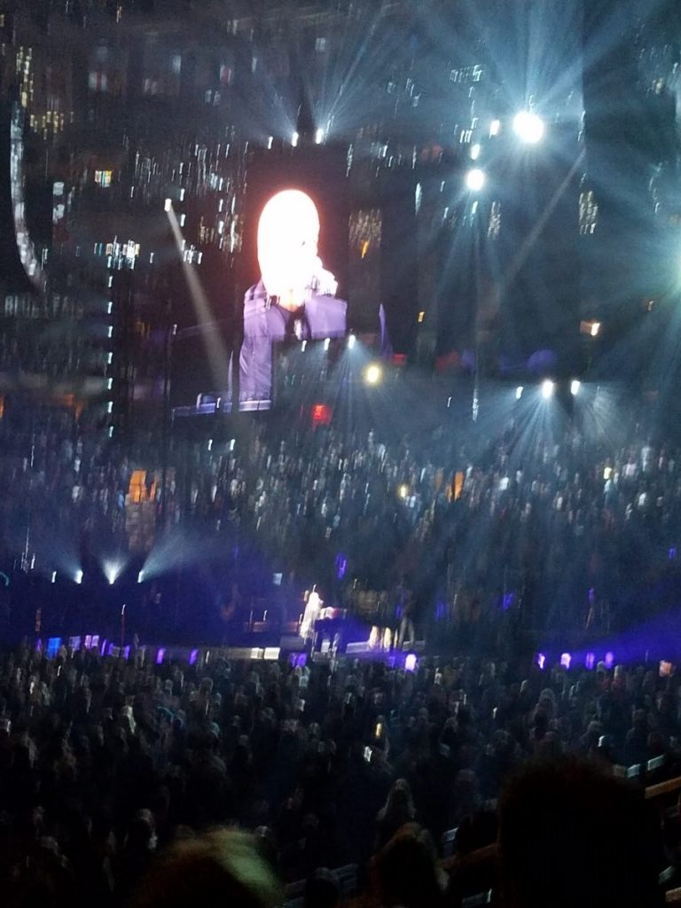 Fantastic Billy Joel concert