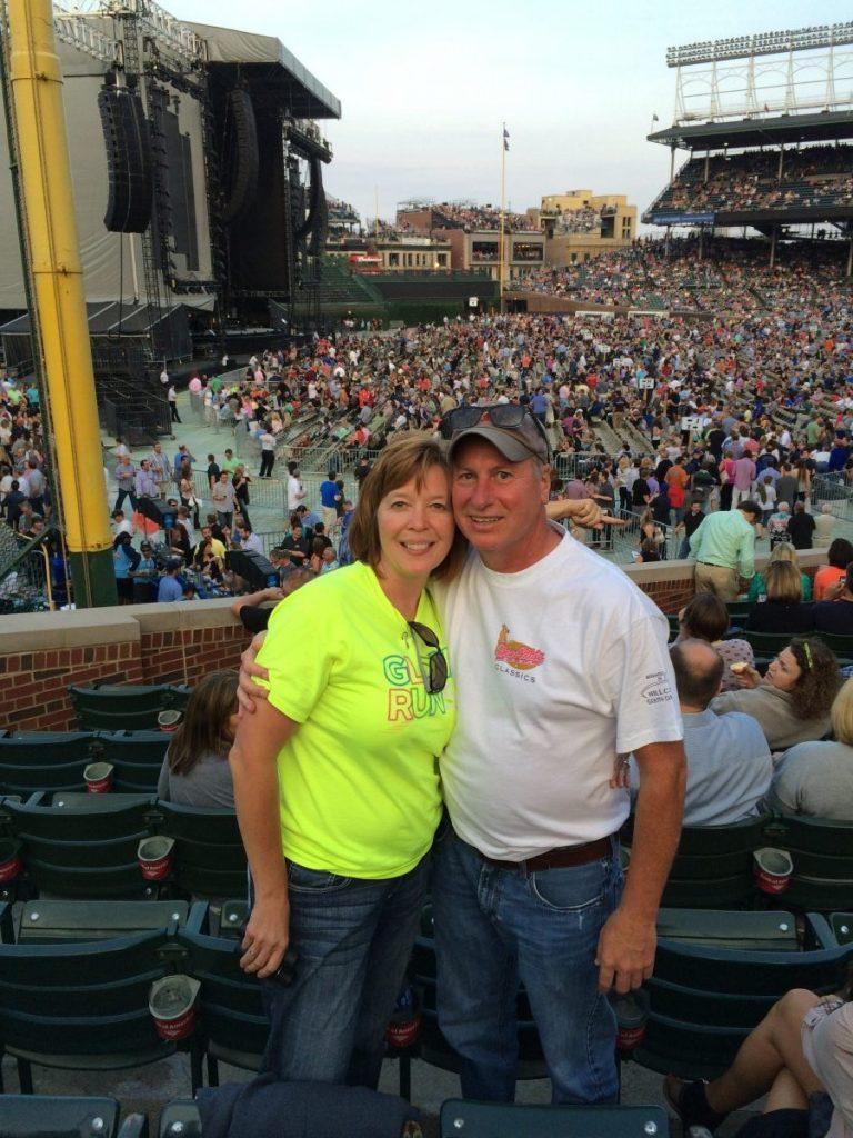 Wrigley Field, July 18th, 2014.