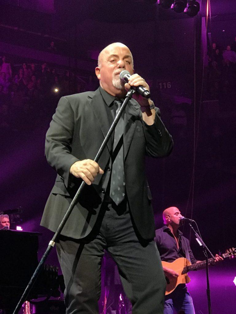 Billy Joel in S.A., TX!