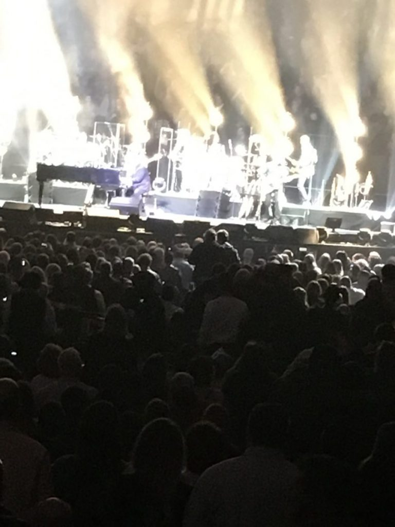 Billy Joel rocks