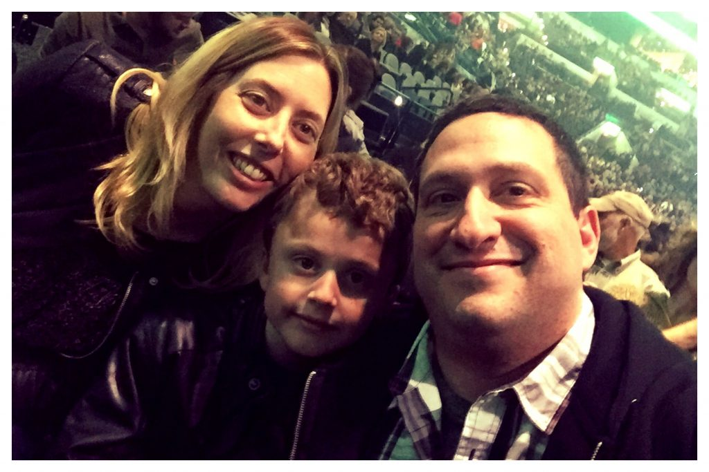 Joey Eckardt's 7th Birthday Surprise – Billy Joel Concert!
