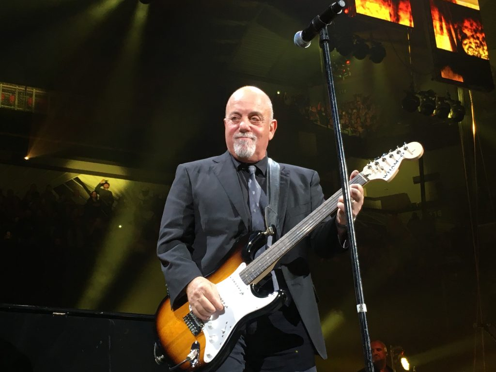 Billy Joel Rocks San Antonio