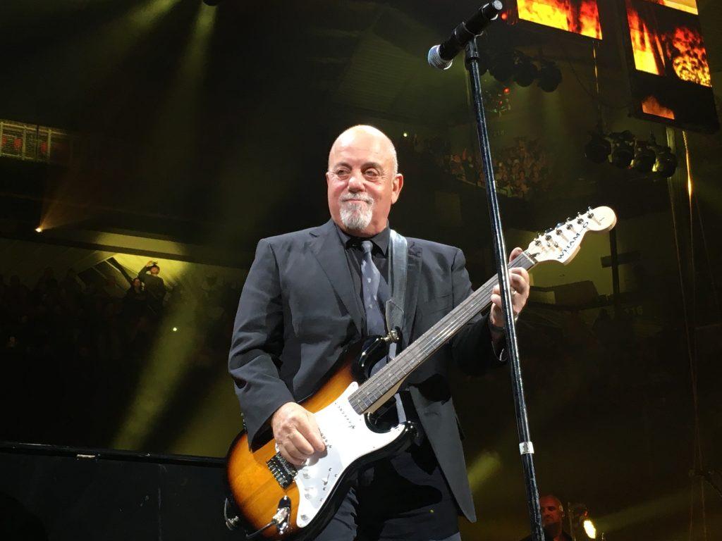 Billy Joel Rocks San Antonio