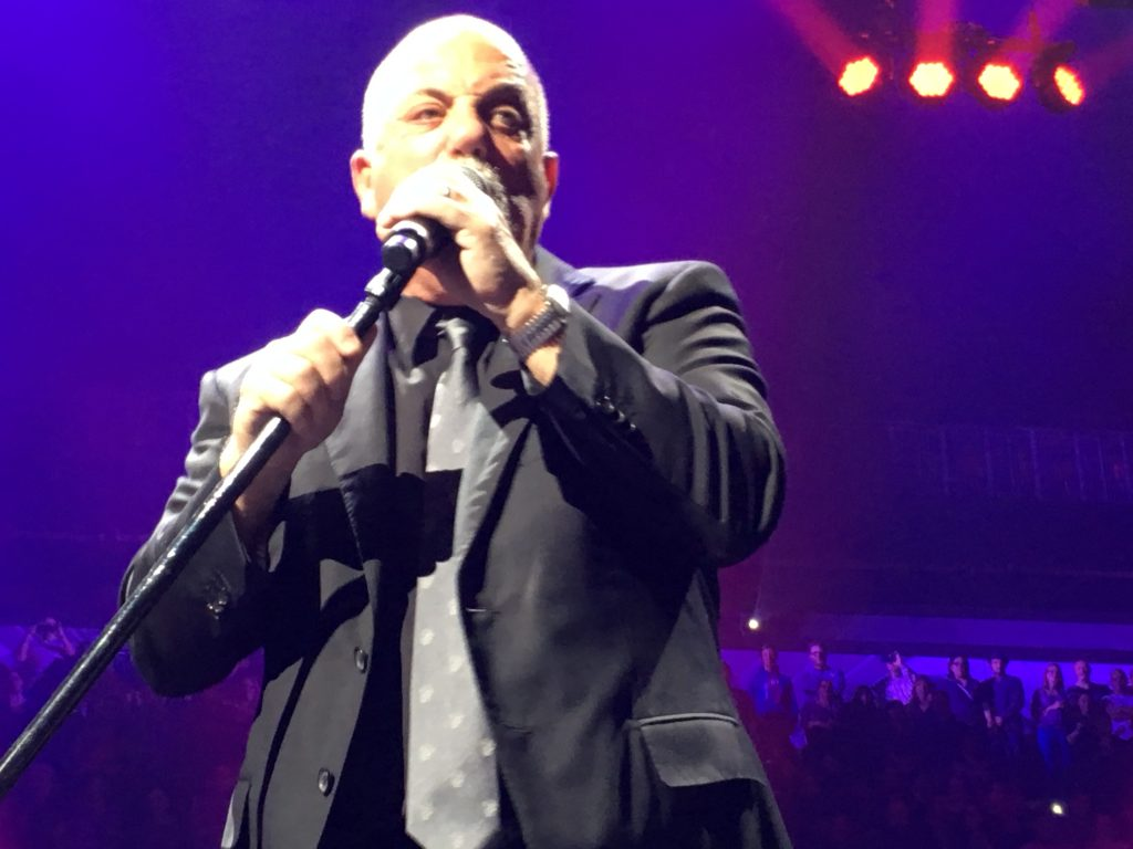 Billy Joel at San Antonio