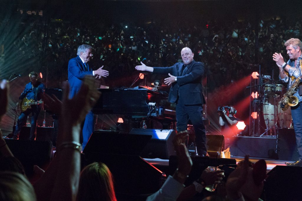 Billy Joel At Madison Square Garden New York, NY – July 20, 2016 (Photo 5)