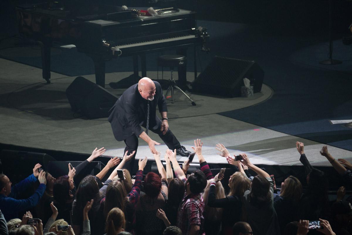 Billy Joel Madison Square Garden New York, NY December 17, 2016