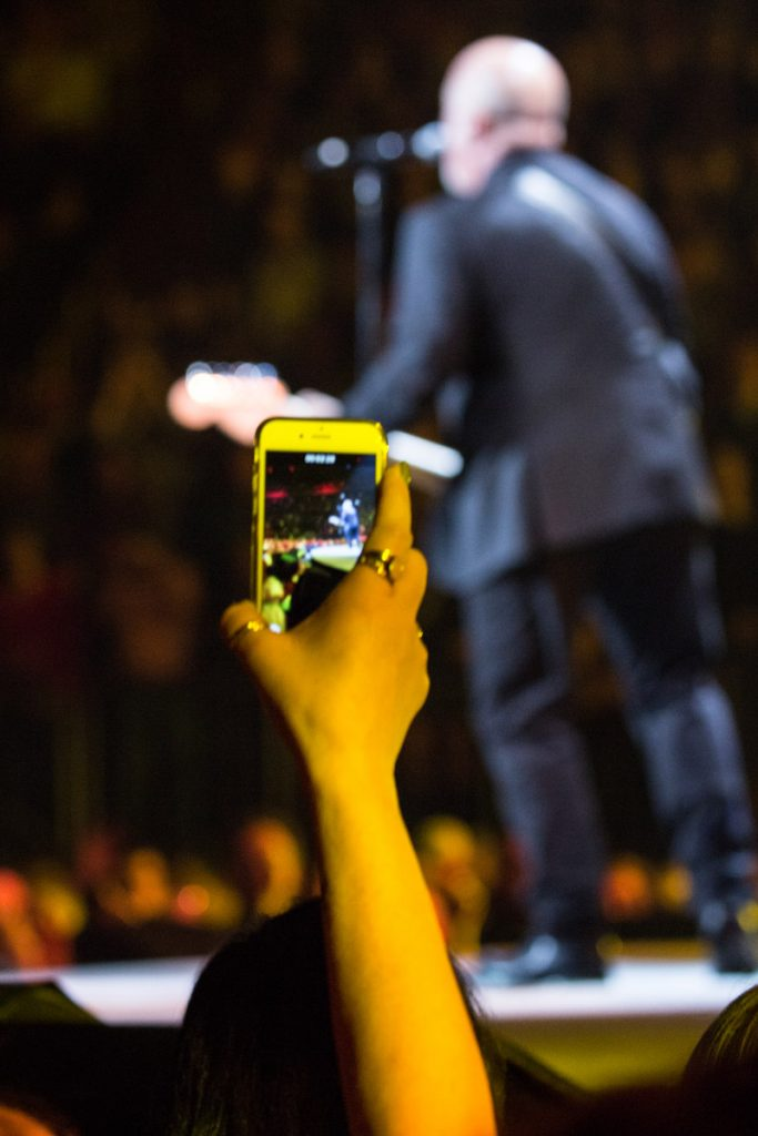 Billy Joel At Madison Square Garden New York, NY – December 17, 2016 (Photo 14)