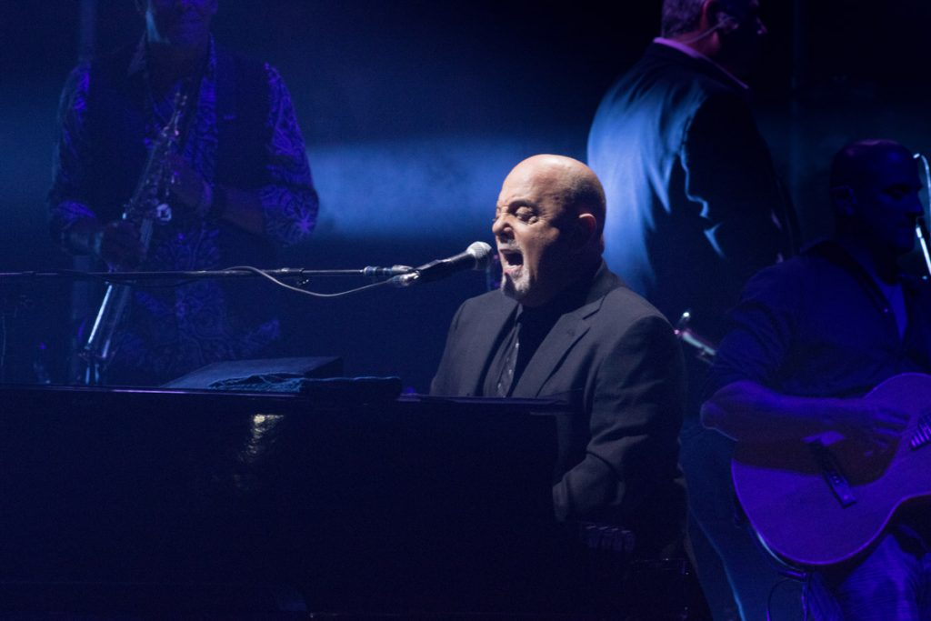 Billy Joel At Madison Square Garden New York, NY – July 20, 2016 (Photo 12)