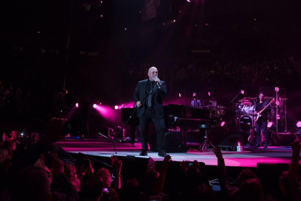 Billy Joel At Madison Square Garden New York, NY – December 17, 2016 (Photo 23)