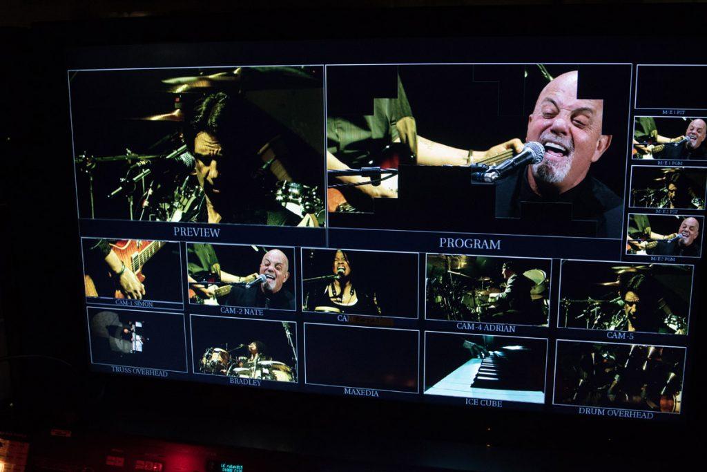 Billy Joel At Madison Square Garden New York, NY – December 17, 2016 (Photo 28)