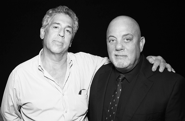 Billy Joel and Tony Rudel
