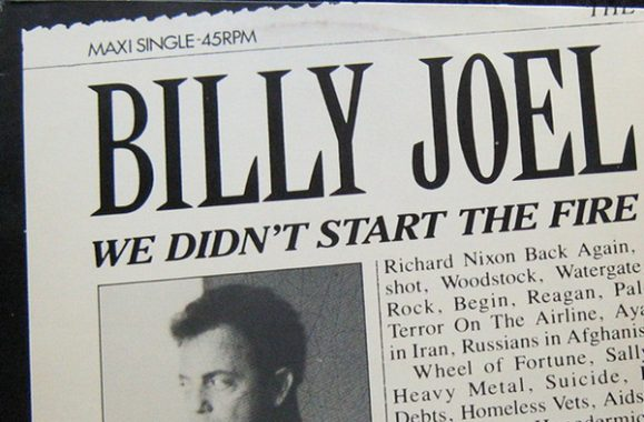 How Billy Joel's 'We Didn't Start The Fire' Sparked For Students