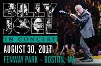 Billy Joel Concert At Fenway Park Boston, MA – August 30, 2017