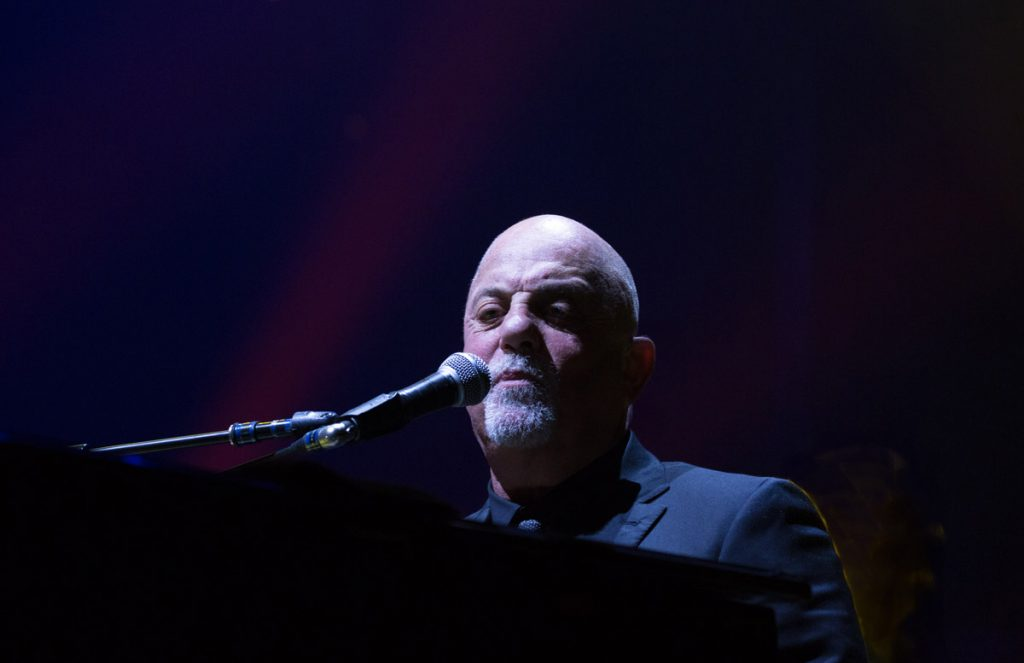 Billy Joel, New Years Eve, BB&T Arena, Sunrise, Florida,123116