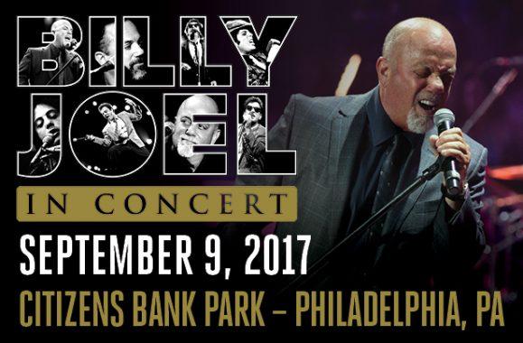 Billy Joel In Concert At Citizens Bank Park September 9, 2017