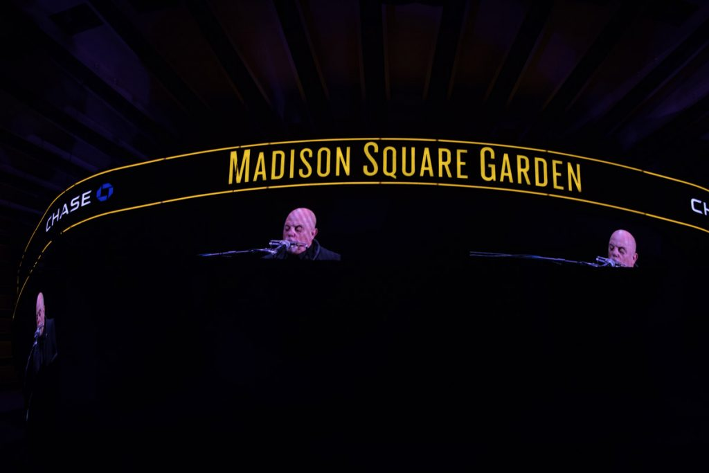 Billy Joel At The Garden, February 22, 2017