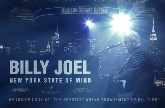 'Billy Joel: New York State Of Mind' Begins Airing On MSGN