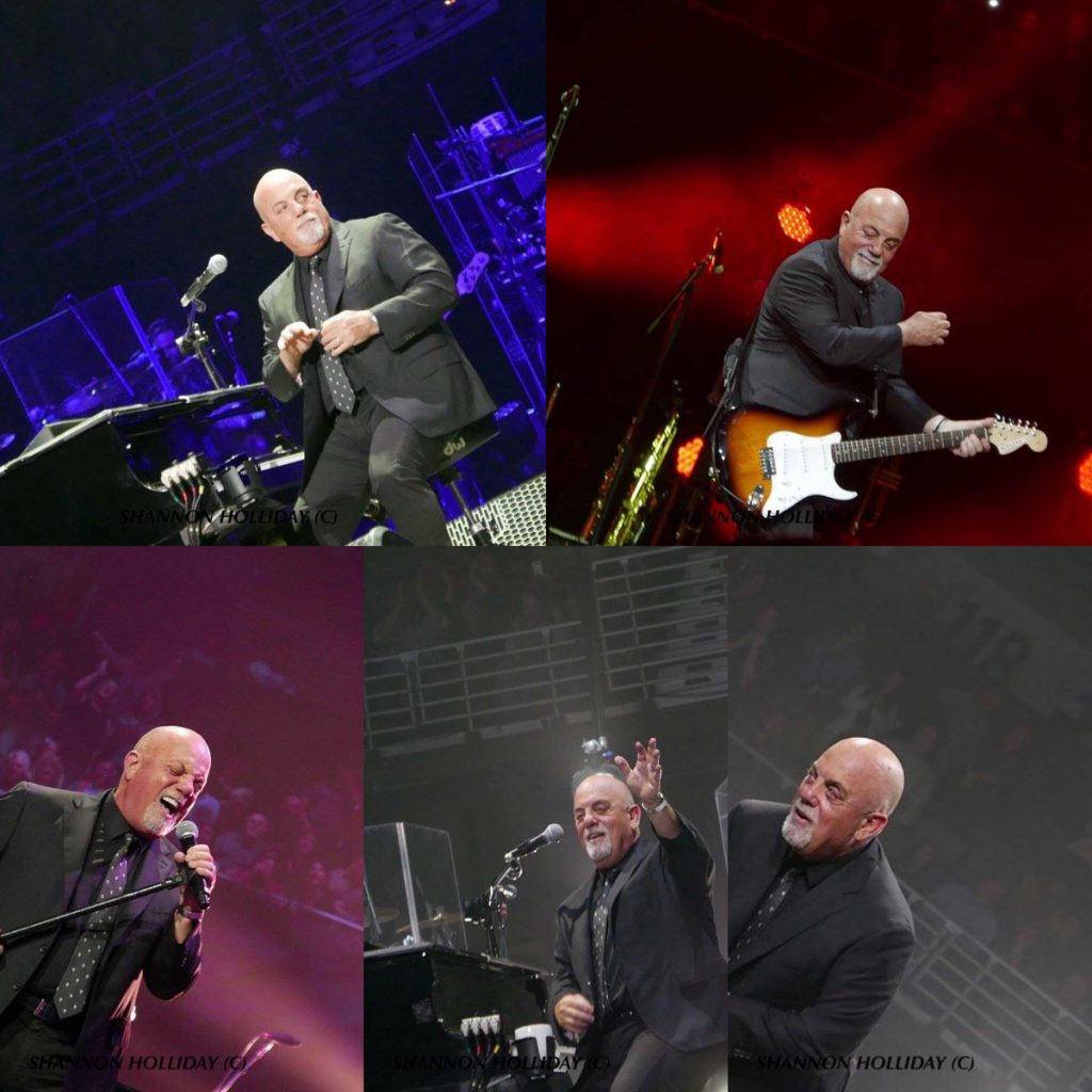 Billy Joel At Smoothie King Center New Orleans, LA – February 10, 2017 (Photo 2)