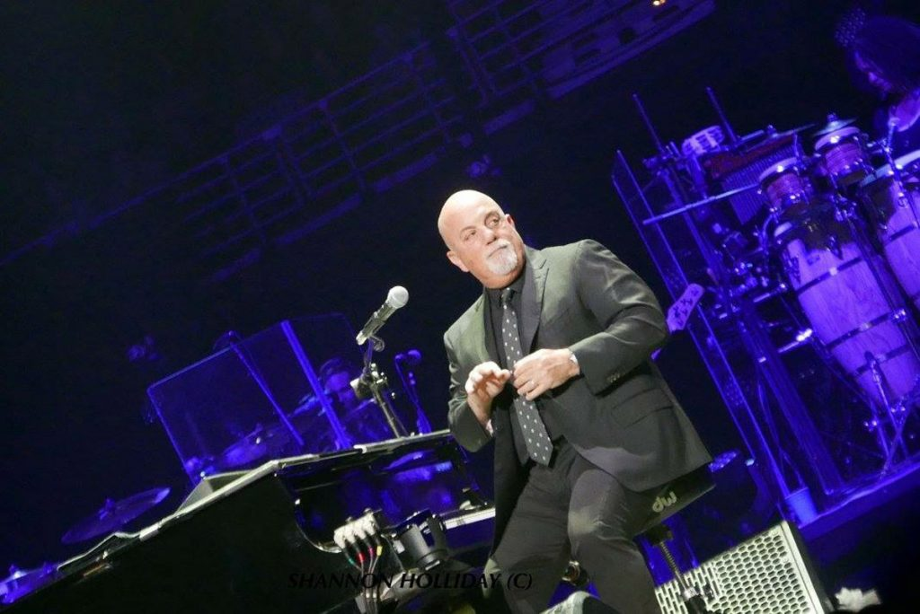 Billy Joel at Smoothie King Center in New Orleans, LA February 10, 2017