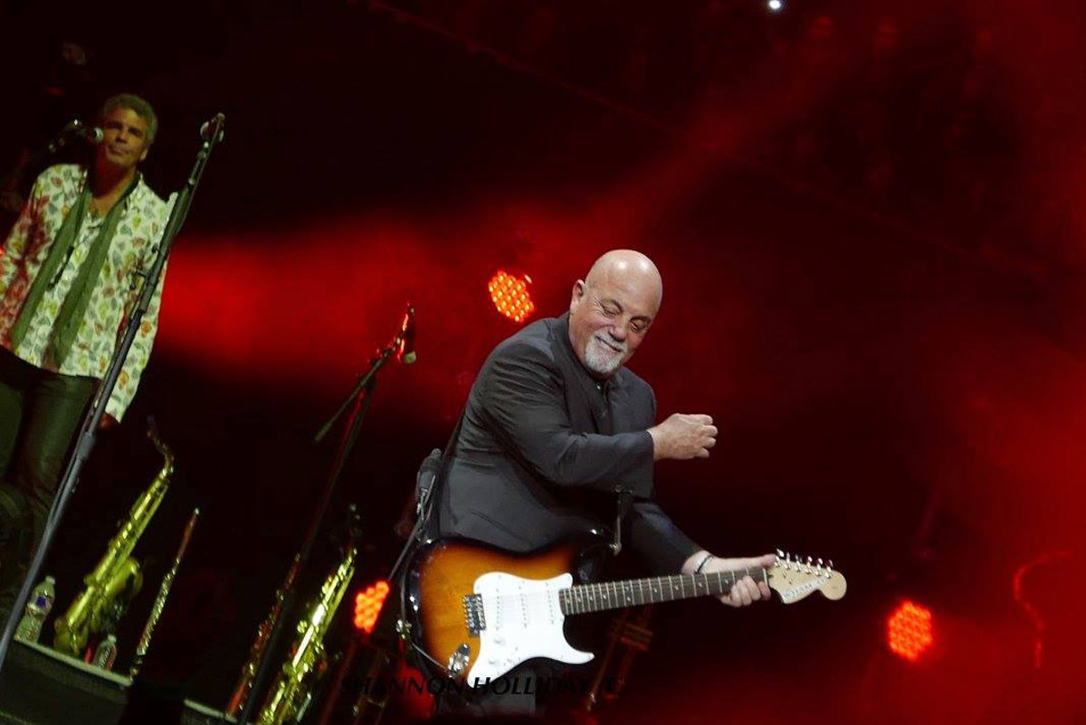 Billy Joel performs at Smoothie King Center in New Orleans, LA February 10, 2017