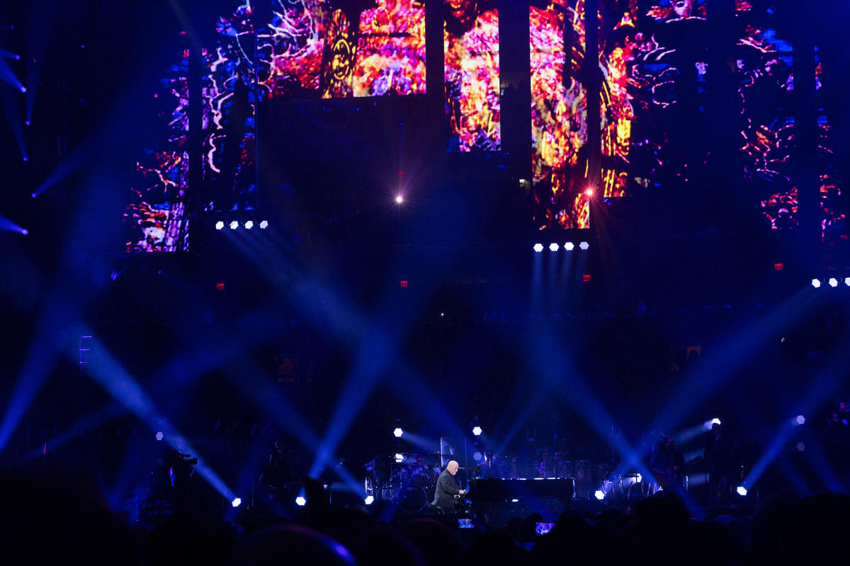 Billy Joel At Madison Square Garden New York Ny February 22 2017 Photo 21 Billy Joel