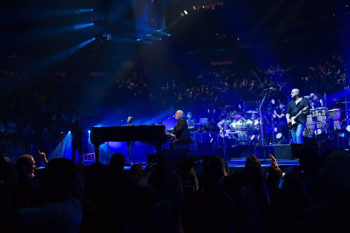 Billy Joel At Madison Square Garden New York Ny February 22 2017 Photo 2 Billy Joel