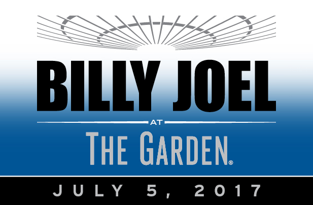 Billy Joel Madison Square Garden July 5, 2017