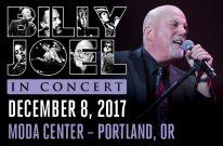 Billy Joel Concert At Moda Center Portland, OR – December 8, 2017