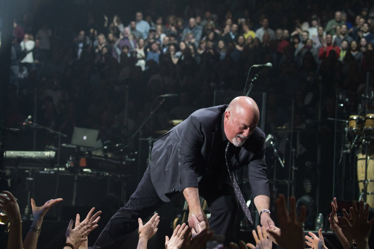 Billy joel madison square garden 2017 review garden ftempo for Billy joel madison square garden march 3