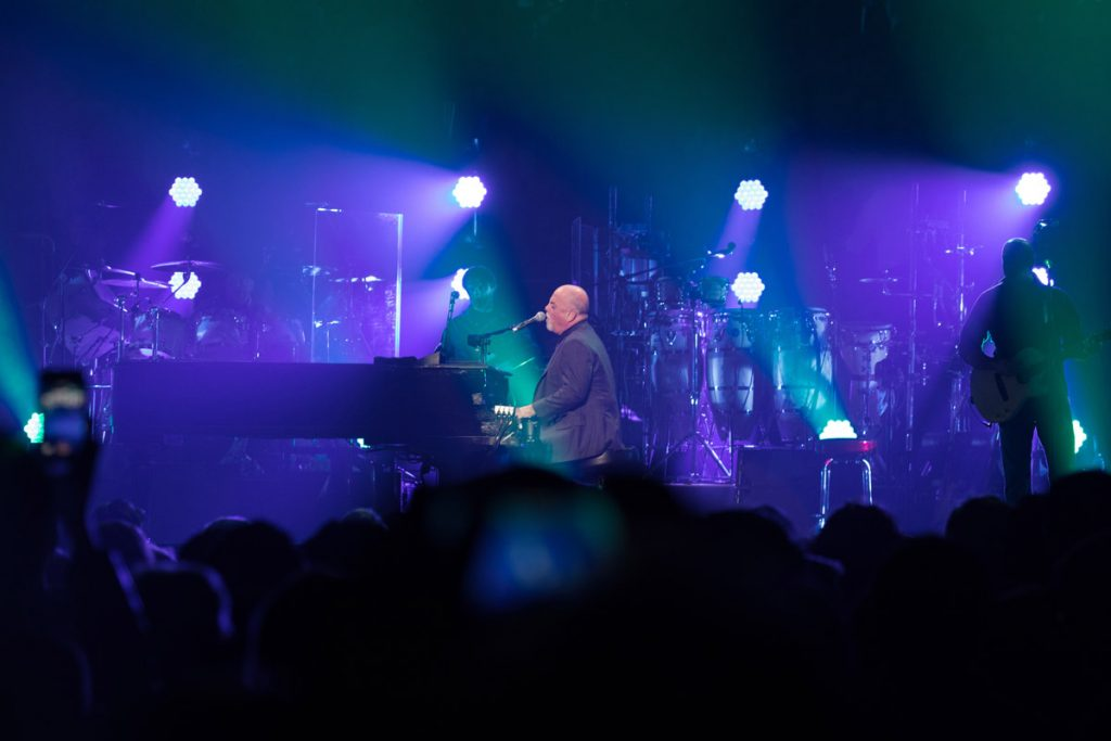 Billy Joel At Madison Square Garden New York, NY – March 3, 2017 (Photo 79)