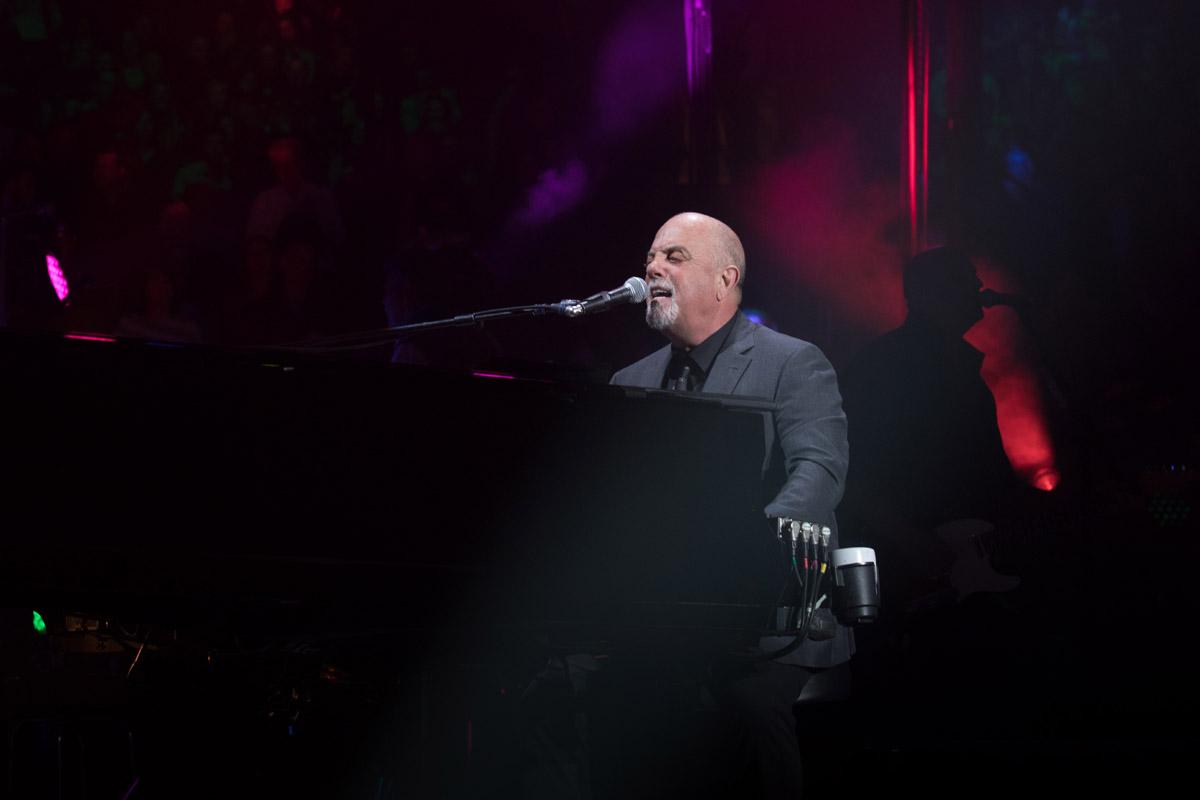 Billy Joel At Madison Square Garden New York Ny March 3 2017 Photo 77 Billy Joel