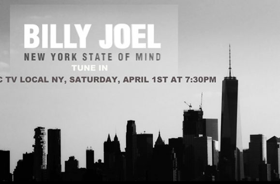 'Billy Joel: New York State Of Mind' To Re-Air On WNBC