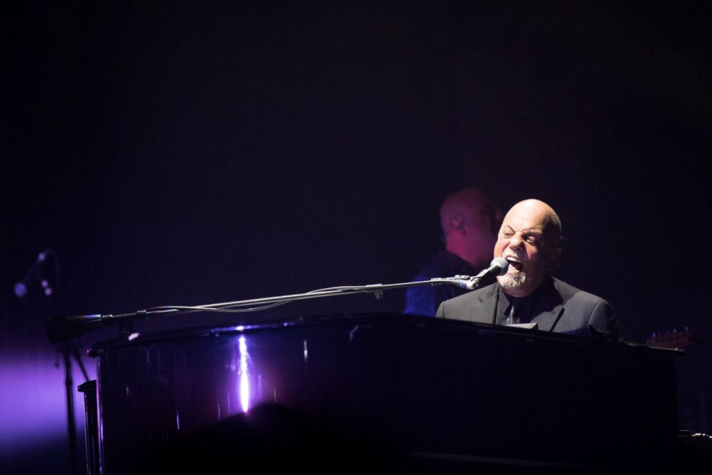 Billy Joel At Pinnacle Bank Arena In Lincoln, NE, March 24, 2017