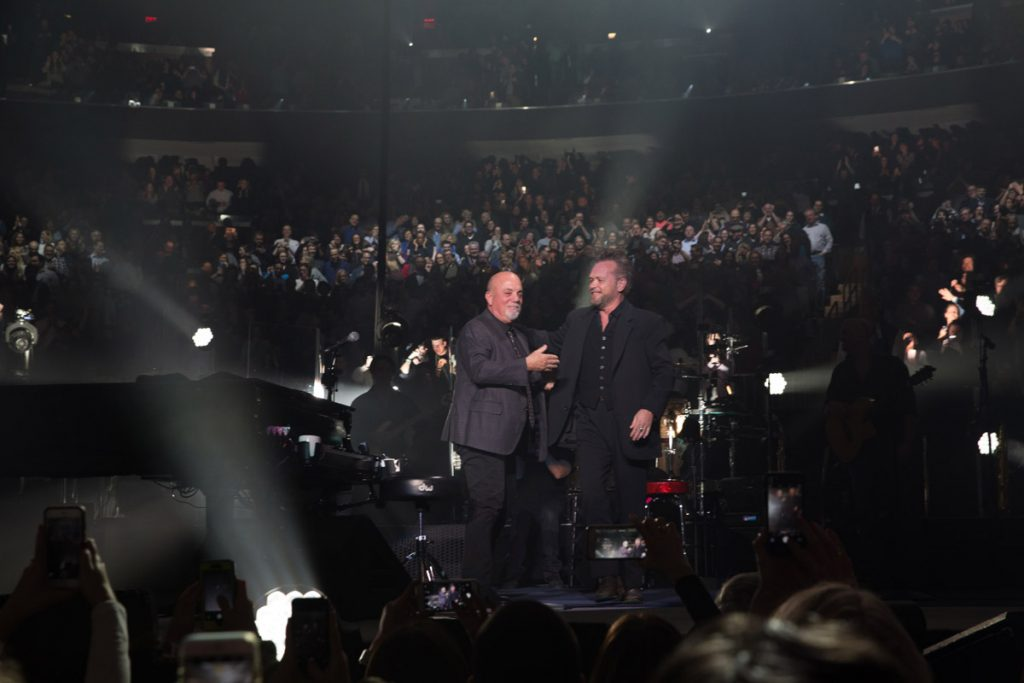 Billy Joel At Madison Square Garden New York, NY – March 3, 2017 (Photo 19)