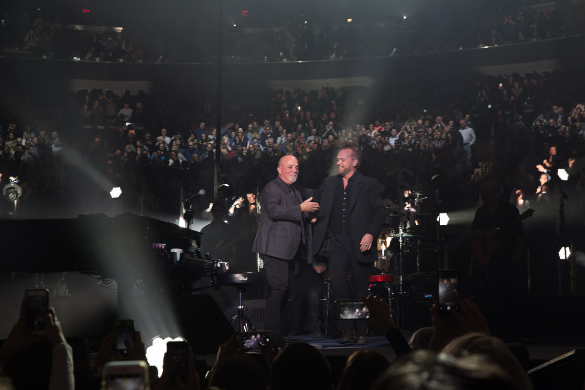 Billy Joel At Madison Square Garden New York Ny March 3 2017 Photo 19 Billy Joel