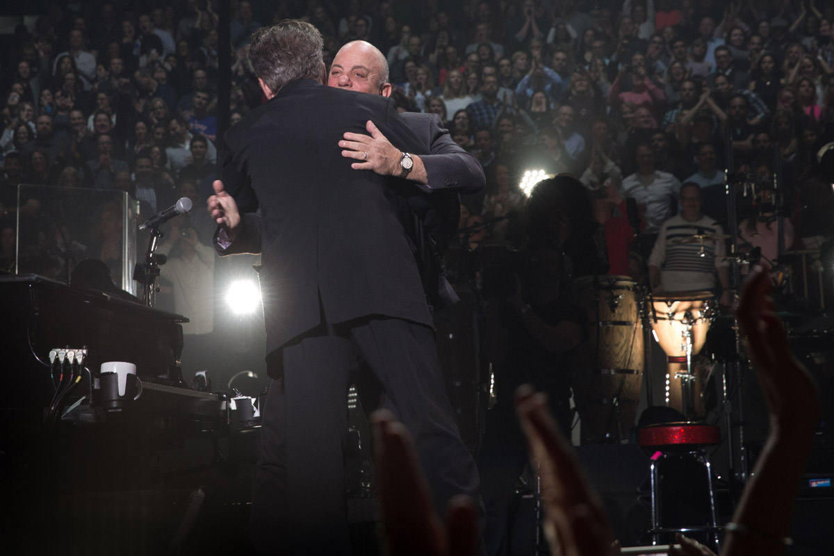 Billy joel at madison square garden new york ny march 3 2017 photo 9 billy joel official for Billy joel madison square garden march 3