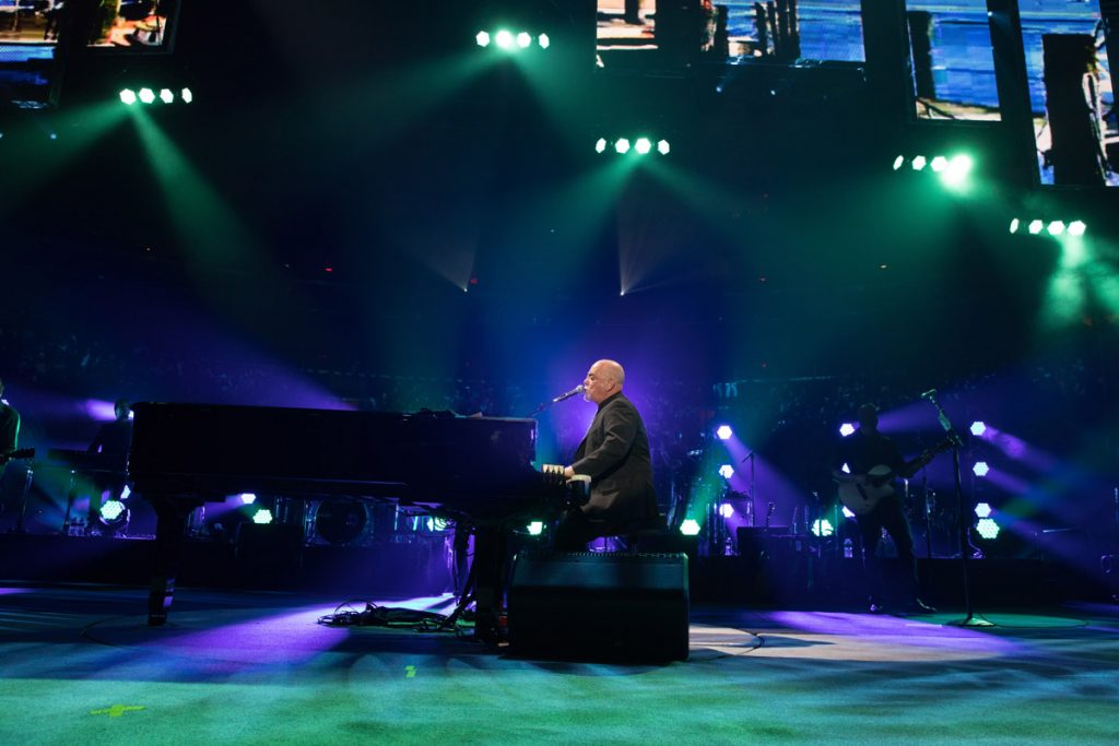 Billy Joel At the Garden April 14th, 2017
