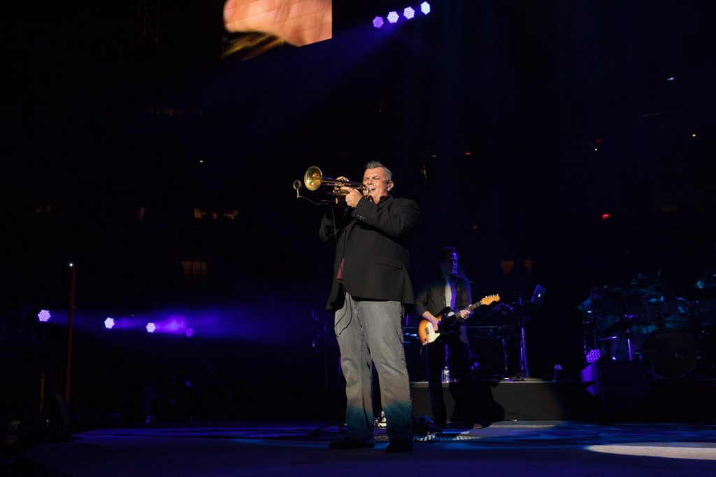 Billy Joel At Madison Square Garden New York, NY – April 14, 2017 (Photo 36)