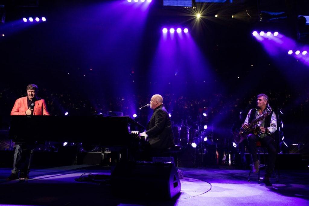 Billy Joel At Madison Square Garden New York, NY – April 14, 2017 (Photo 34)
