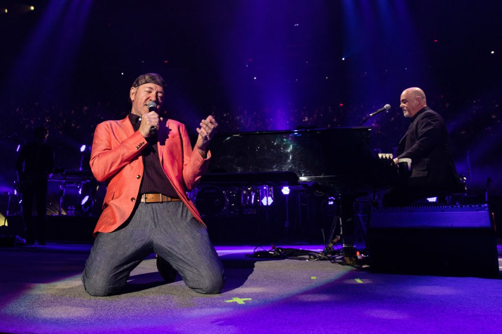 Billy Joel At Madison Square Garden New York, NY – April 14, 2017 (Photo 31)