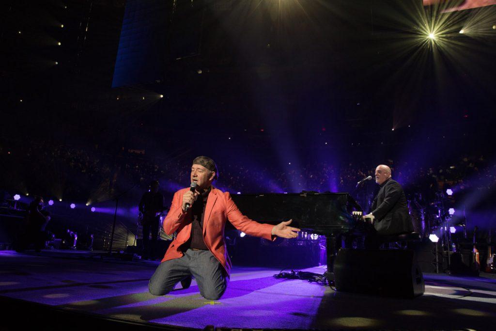 Billy Joel At Madison Square Garden New York, NY – April 14, 2017 (Photo 29)