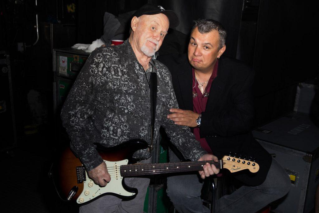Wayne Williams and Cark Fischer