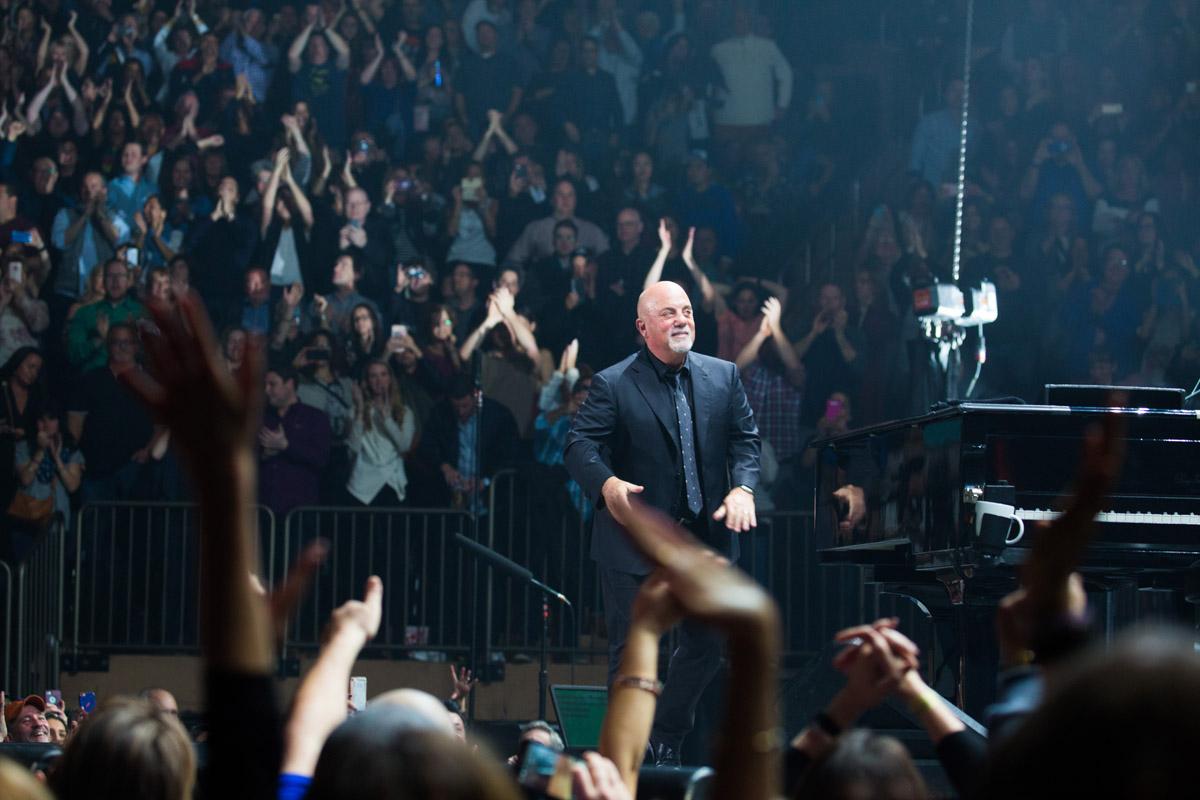 Billy Joel At Madison Square Garden New York Ny April 14 2017 Photo 8 Billy Joel
