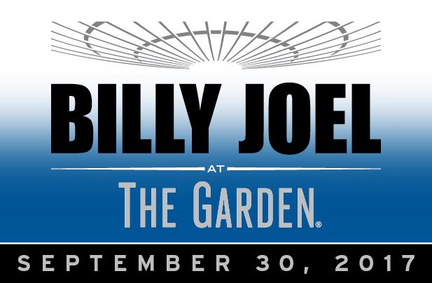Billy Joel Madison Square Garden September 30, 2017