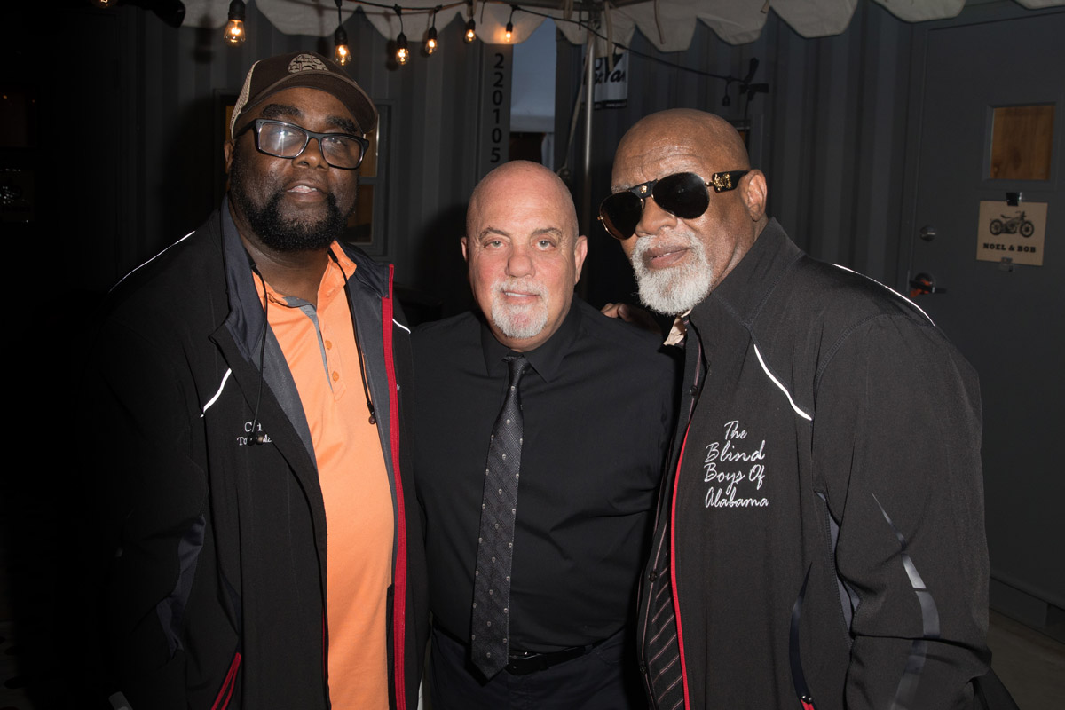 Billy Joel at SunTrust Park in Atlanta, GA on April 28, 2017