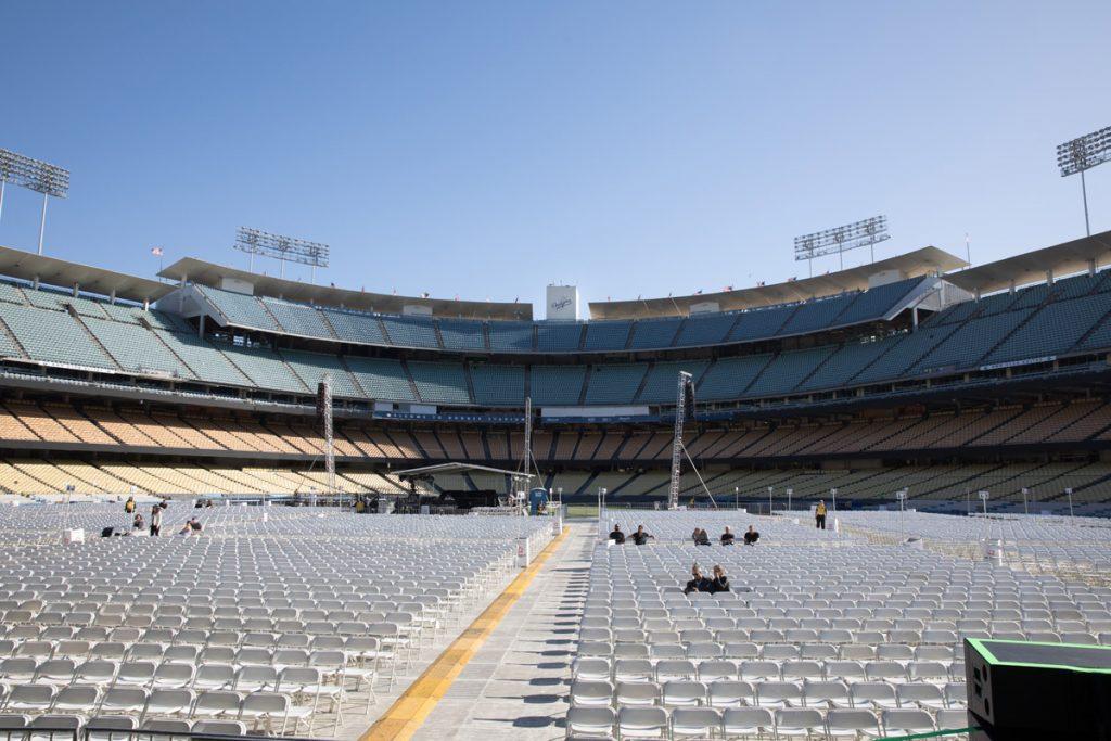 Billy Joel At Dodger Stadium Los Angeles, CA – May 13, 2017 (Photo 98)